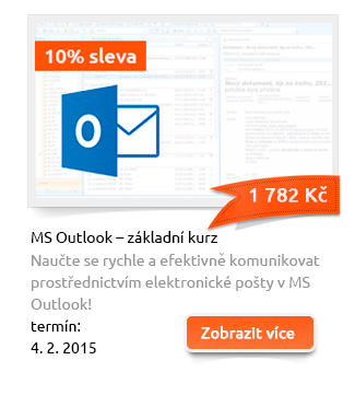 Outlook – kurz Ostrava
